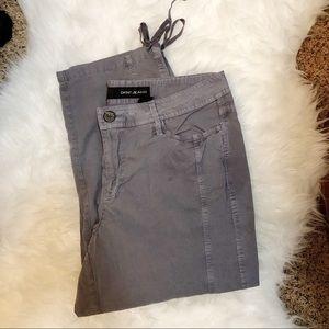 2 for $20 DKNY Jeans Capris. Sz 12 Gray